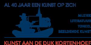 Kunst aan de Dijk Kortenhoef Logo